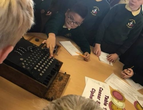 Year 6 Educational Visit to Bletchley Park